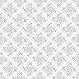 Design seamless vortex movement strip pattern