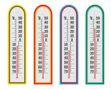 four thermometer