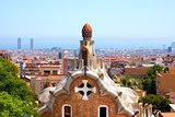 Casa del Guarda - Gaudi - Park Guell