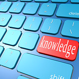 Knowledge keyboard