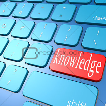 Knowledge keyboard