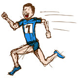 Runner Sketch