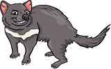 tasmanian devil cartoon illustration