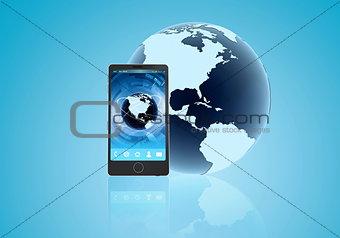 Smart Phone Template