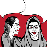 vampires chat