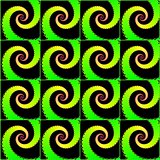 Decorate pattern with fractal spirals