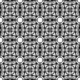 Decorative seamless pattern in a grunge style