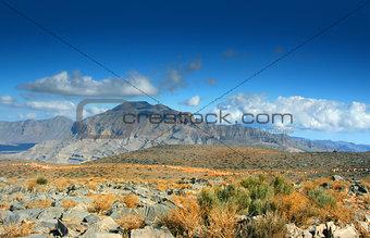 Oman landscape