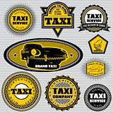 set of labels to topic taxi and trucking