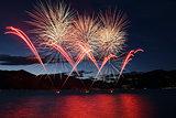 Fireworks, Maggiore Lake - Luino