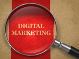 Digital Marketing Through Magnifying Glass