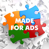 Made for ADS on Multicolor Puzzle.