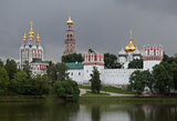 Novodevichy Monastery. Moscow, Russia