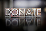 Donate Letterpress
