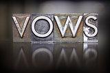 Vows Letterpress