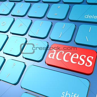 Access keyboard