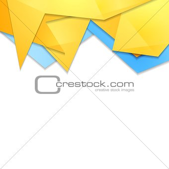 Abstract hi-tech elegant background