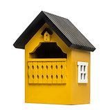 birdhouse isolated on white
