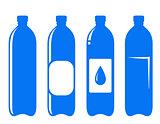 water bottle set