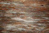 Abstract Aged Wooden Board