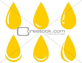 oil drop set