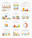 Infographic elements big set