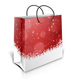 Christmas shoping bag