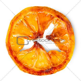 Slice Caramelized Lemon