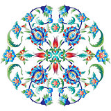 Ottoman art flowers twelve