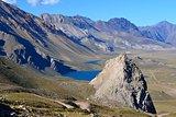 Landscape in Mendoza Argentina