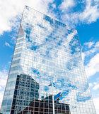 "Rotterdam, Netherlands - skyscraper ""de Maas"""