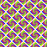 Design seamless multicolor abstract pattern
