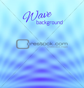 Blue abstract smooth light background