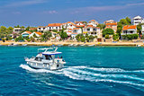 Island of Pasman coas yachting