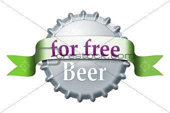for free bottle cap