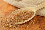 Ground flax seed