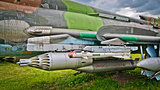 Armament of Russian jet plane