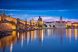 Prague.