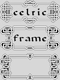 Set celtic frame an element of design