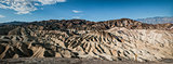 Death Valley zabriskie panorama