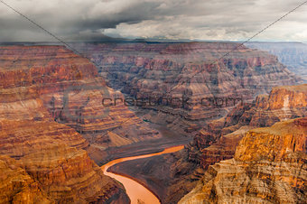 Grand Canyon Heli shooting