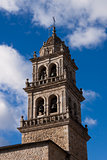 Encina Church tower in Ponferrada