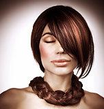 Luxury hair style