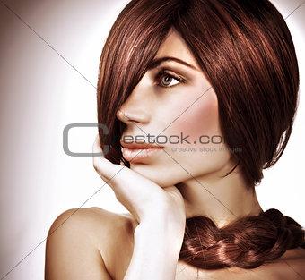 Gorgeous hairdo
