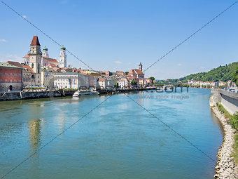 View to Passau