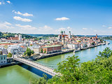 View to Passau
