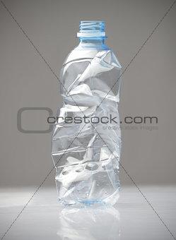 Crushed Bottle