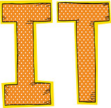 Orange I and T