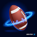 American football high voltage