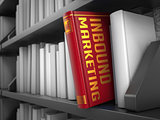 Inbound Marketing - Title of Book.